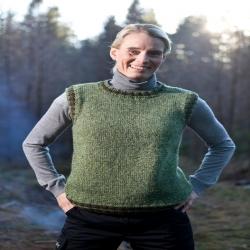 Mönster till vante, Ulrika Nejlika, Johanna Ländin